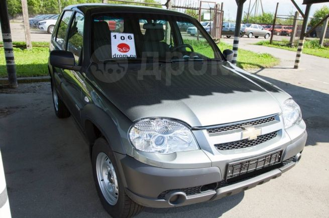 Chevrolet Niva, 2018 год, 628 000 руб.
