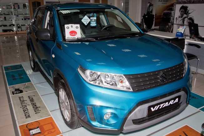 Suzuki Vitara, 2018 год, 1 079 000 руб.
