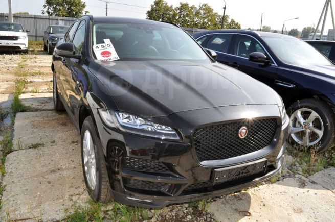 Jaguar F-Pace, 2018 год, 3 189 000 руб.