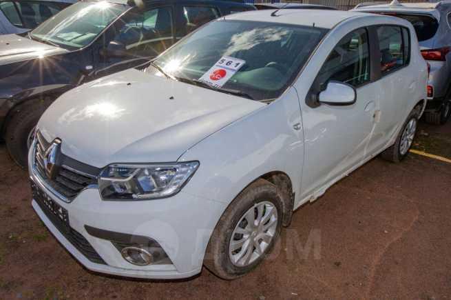 Renault Sandero, 2018 год, 629 990 руб.