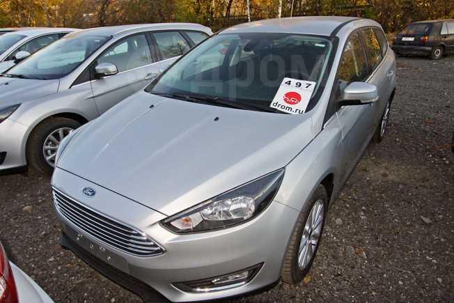 Ford Focus, 2018 год, 1 195 000 руб.