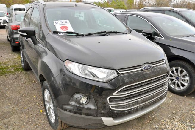 Ford EcoSport, 2018 год, 1 165 000 руб.