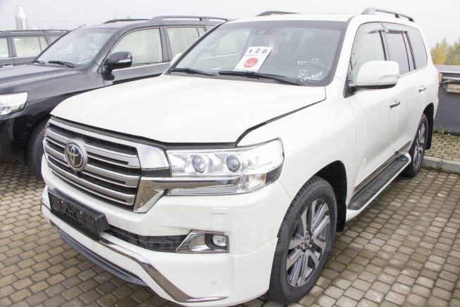 Toyota Land Cruiser, 2018 год, 5 832 050 руб.