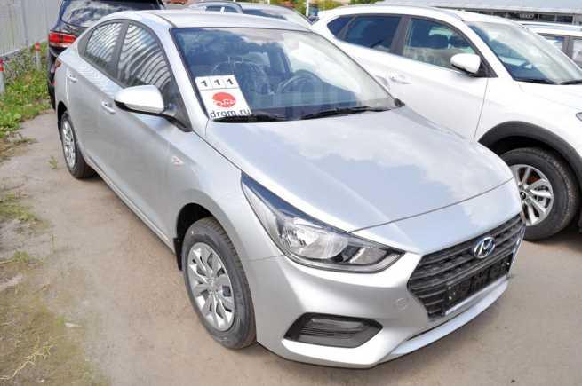 Hyundai Solaris, 2018 год, 858 900 руб.