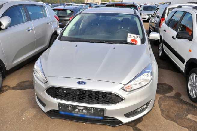 Ford Focus, 2018 год, 1 049 500 руб.