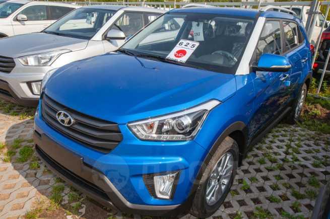 Hyundai Creta, 2018 год, 1 389 100 руб.