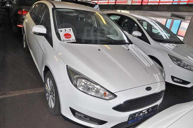 Ford Focus, 2018 год, 922 500 руб.
