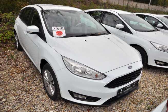 Ford Focus, 2018 год, 865 200 руб.