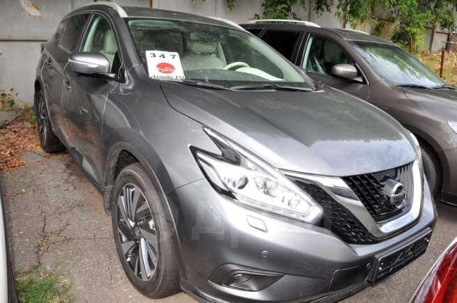 Nissan Murano, 2018 год, 3 123 985 руб.