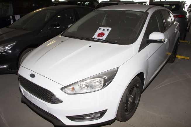 Ford Focus, 2018 год, 1 074 500 руб.