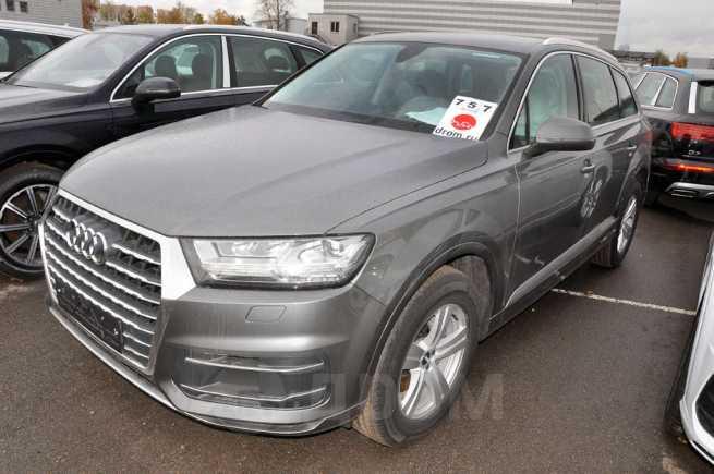 Audi Q7, 2018 год, 4 319 513 руб.