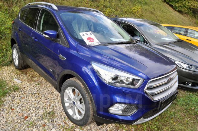 Ford Kuga, 2018 год, 1 911 000 руб.
