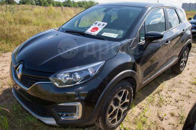 Renault Kaptur, 2018 год, 1 322 980 руб.