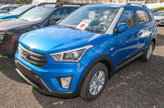 Hyundai Creta, 2018 год, 1 263 900 руб.