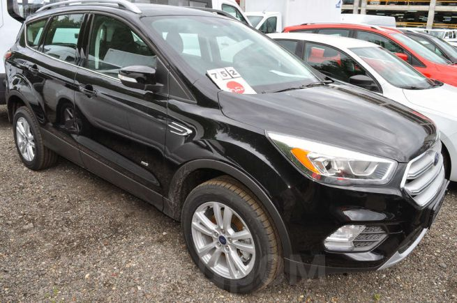 Ford Kuga, 2018 год, 1 496 000 руб.
