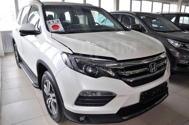 Honda Pilot, 2018 год, 4 099 000 руб.
