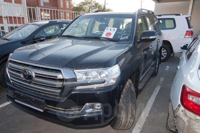 Toyota Land Cruiser, 2018 год, 5 398 000 руб.