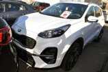 Kia Sportage. DELUX WHITE (HW2)