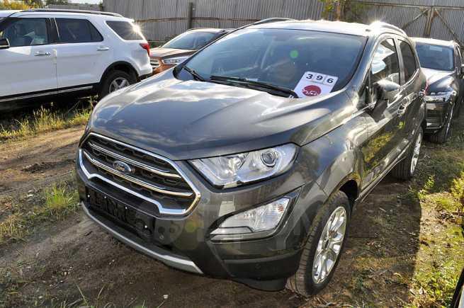 Ford EcoSport, 2018 год, 1 432 000 руб.