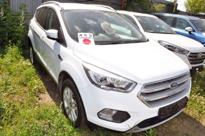 Ford Kuga, 2018 год, 1 591 000 руб.