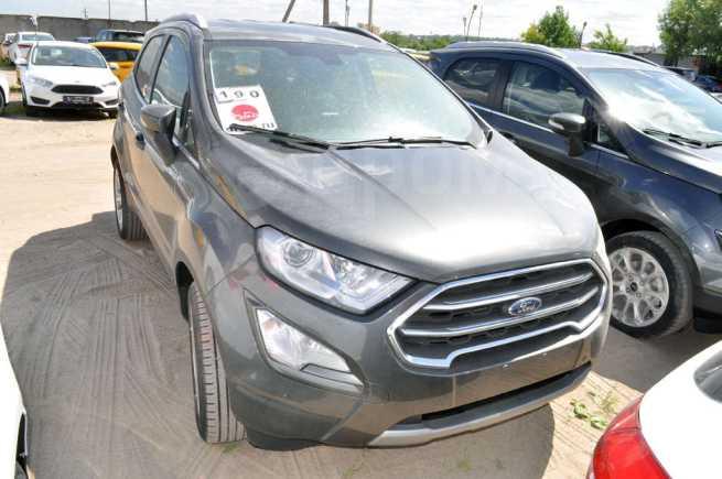 Ford EcoSport, 2018 год, 1 447 000 руб.
