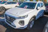 Hyundai Santa Fe. PURE WHITE_БЕЛЫЙ НЕМЕТАЛЛИК (PDW)