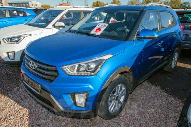 Hyundai Creta, 2018 год, 1 243 900 руб.