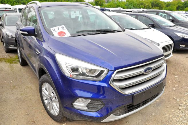 Ford Kuga, 2018 год, 1 767 000 руб.