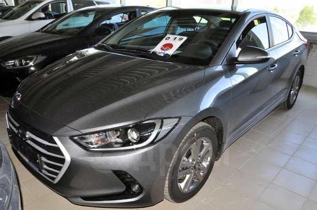 Hyundai Elantra, 2018 год, 1 235 000 руб.