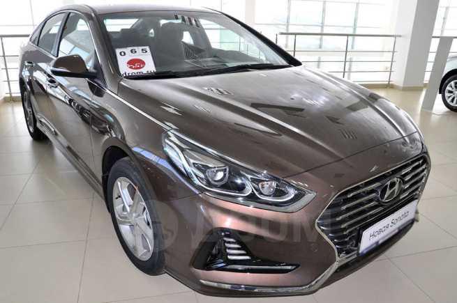 Hyundai Sonata, 2018 год, 1 505 000 руб.
