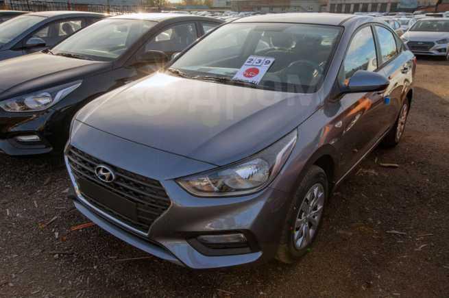 Hyundai Solaris, 2018 год, 797 000 руб.