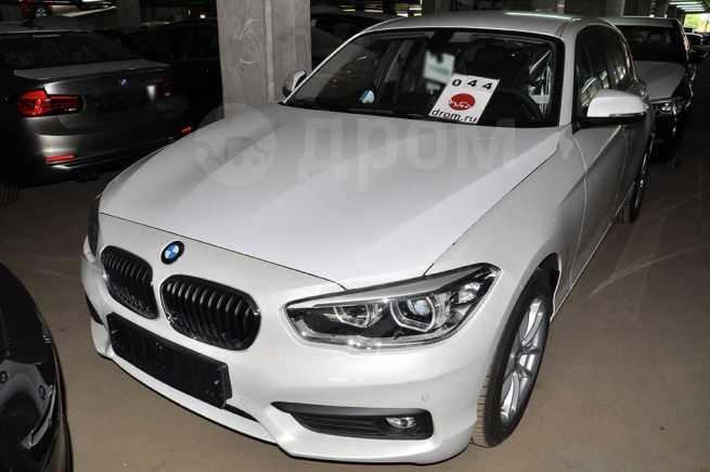 BMW 1-Series, 2018 год, 1 607 118 руб.
