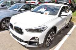 Москва BMW X2 2018