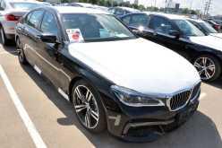 Минеральные Воды BMW 7-Series 2018