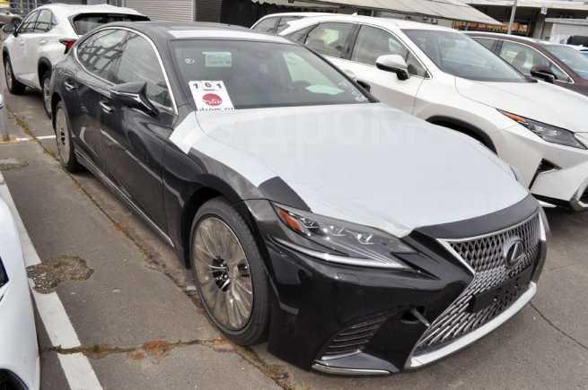 Lexus LS500, 2018 год, 7 999 000 руб.