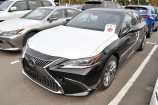 Lexus ES350. ЧЕРНЫЙ (217/223/212)