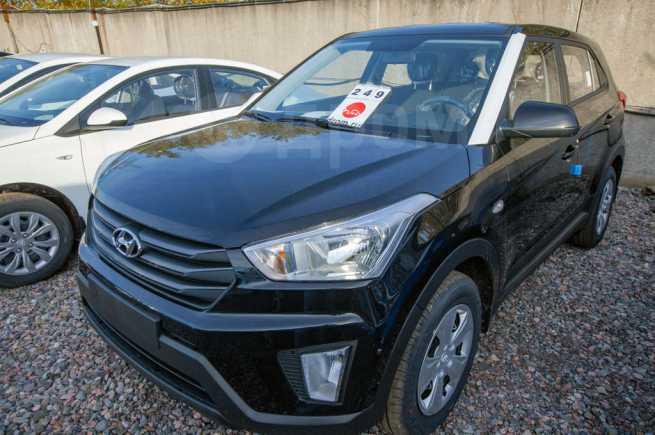 Hyundai Creta, 2019 год, 976 000 руб.