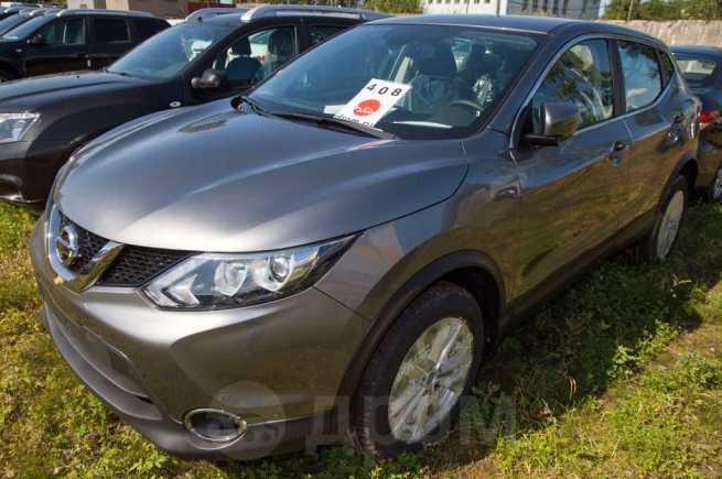 Nissan Qashqai, 2018 год, 1 703 563 руб.