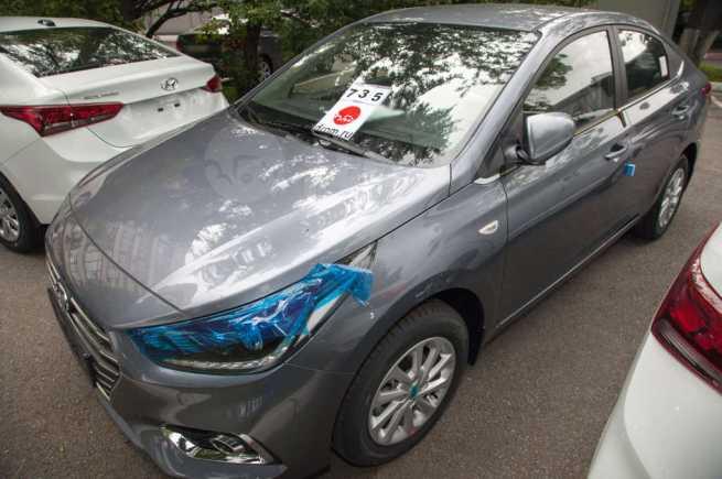 Hyundai Solaris, 2018 год, 942 900 руб.