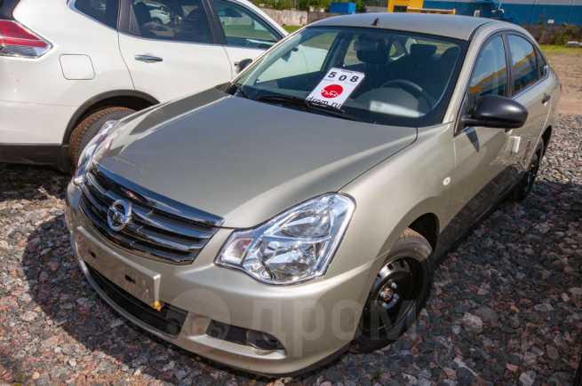 Nissan Almera, 2018 год, 677 000 руб.