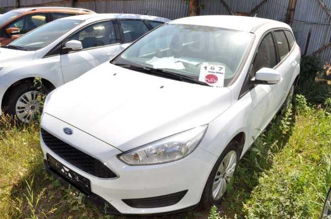 Ford Focus, 2018 год, 1 058 500 руб.