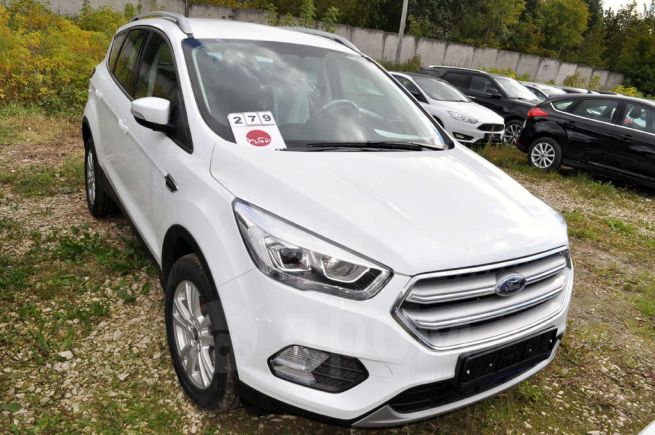 Ford Kuga, 2018 год, 1 574 000 руб.