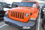 Jeep Wrangler. ОРАНЖЕВЫЙ (SUNSET ORANGE)