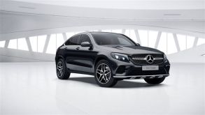 Тверь GLC Coupe 2018