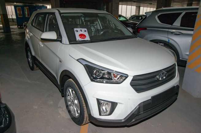 Hyundai Creta, 2018 год, 1 290 750 руб.