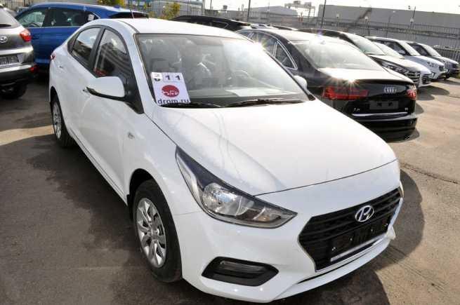 Hyundai Solaris, 2019 год, 907 000 руб.