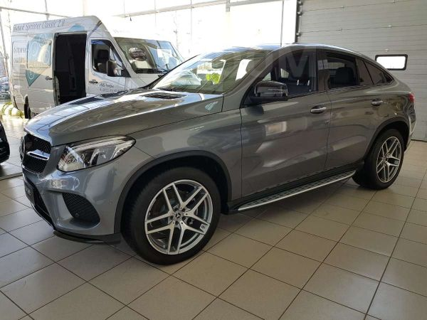 Mercedes-Benz GLE Coupe, 2018 год, 5 437 000 руб.