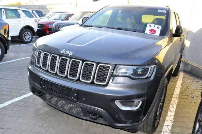 Jeep Grand Cherokee, 2018 год, 3 249 000 руб.