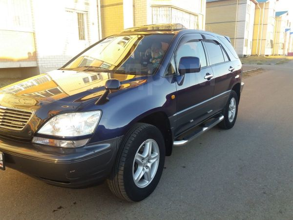 Toyota Harrier, 2001 год, 560 000 руб.