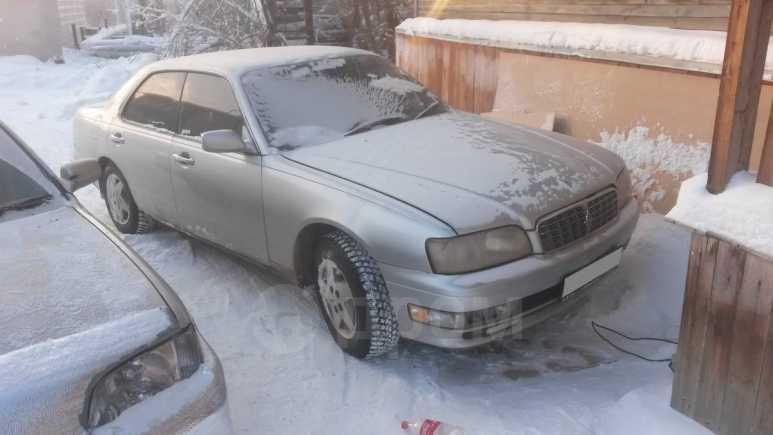 Nissan Cedric, 1996 год, 120 000 руб.